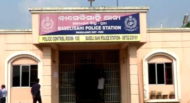 Puri Custodial Death-Baselisahi police staion
