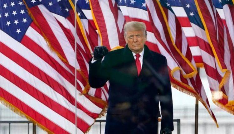 Donald Trump Heads Impeachment