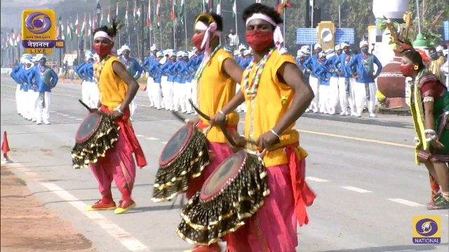 Bajasal, folk dance of Odisha's Kalahandi district