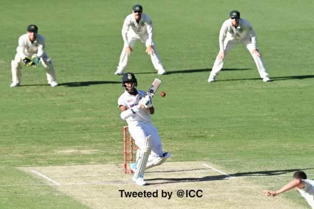 Brisbane Test-Sundar & Thakur lead Indian Fightback