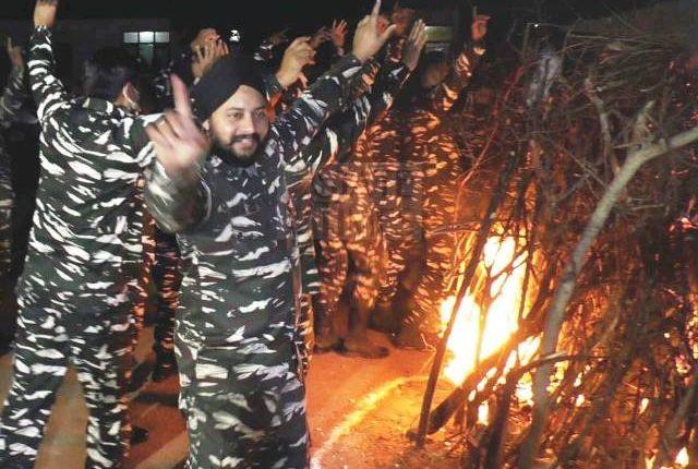 CRPF camp in Jammu