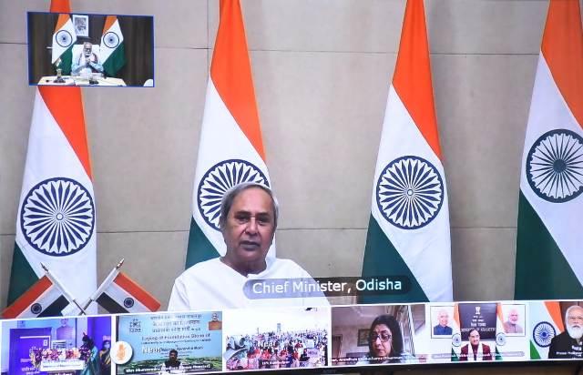 Chief Minister Naveen Patnaik attended the inaugural ceremony of IIM Sambalpur