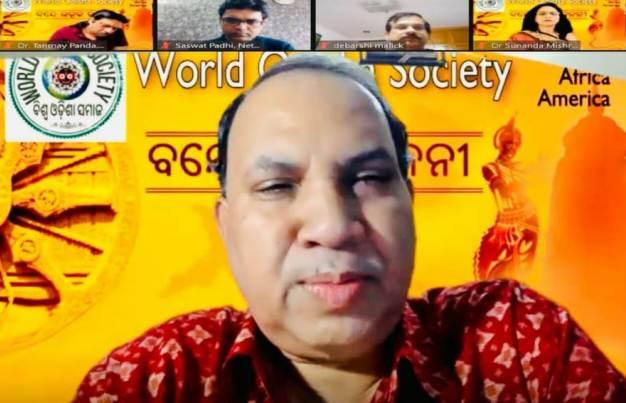 Kishore Dwibedi-World Odisha Society