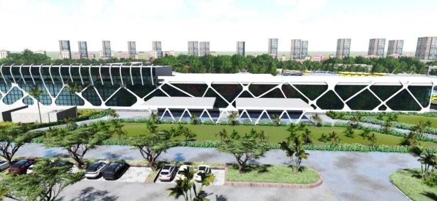 Netaji Bus Terminal