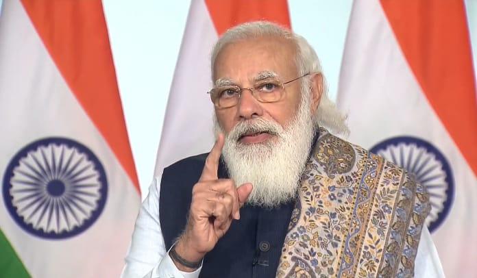 PM Modi launches World's largest COVID 19 Vaccination Program