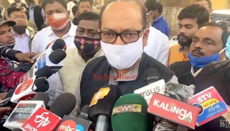 Bhrugu Baxipatra Mahanga Murder Case