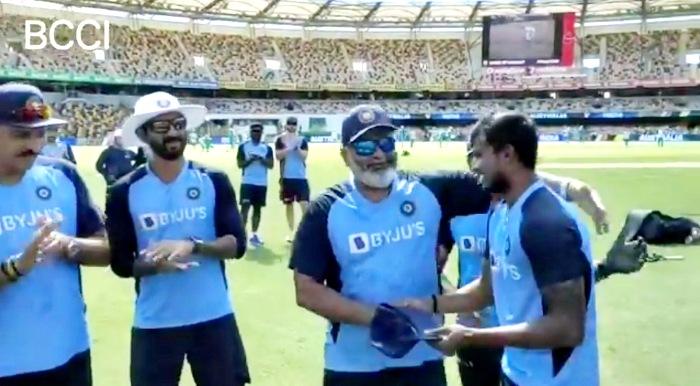 India vs Australia - T Natarajan