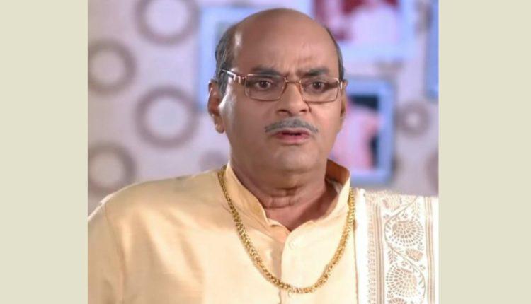 Odia Actor Rabi Mishra
