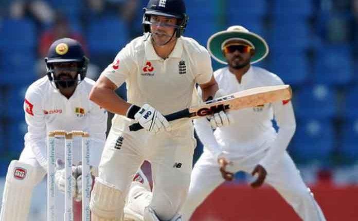 Sri Lanka vs England Match Report
