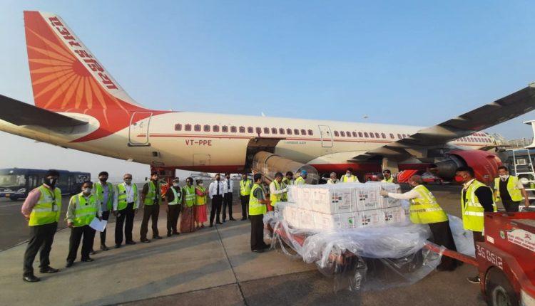 SriLanka to receive 500,000 doses of AstraZeneca-Oxford COVID 19 vaccine from India