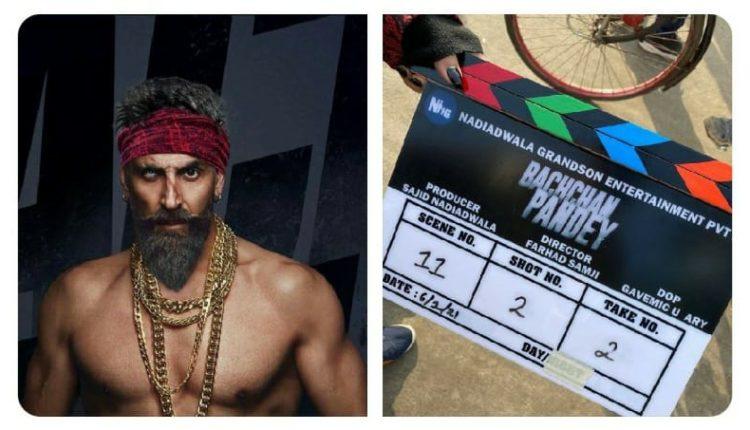 Shooting begins for Akshay Kumar starrer Bachchan Pandey