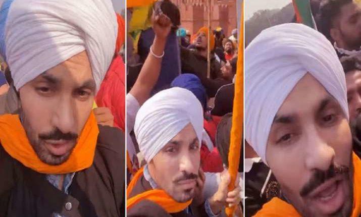 Deep Sidhu Farmers Protest