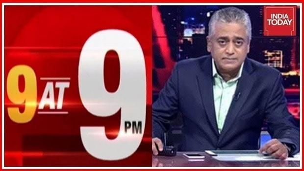 Rajdeep Sardesai India Today Penalised