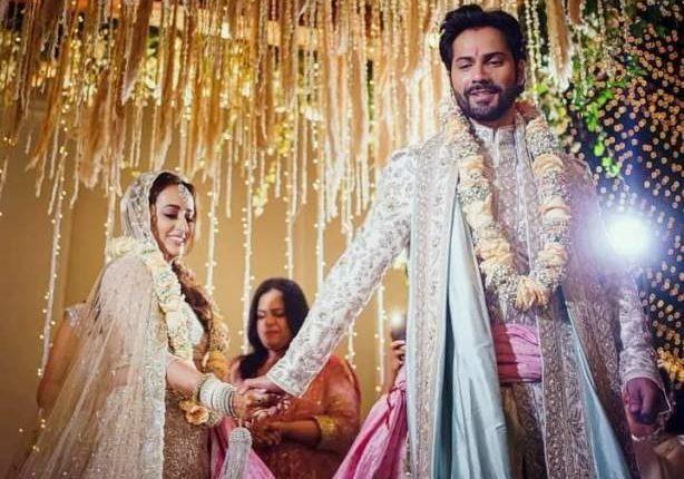 Varun Dhawan ties the knot with Natasha Dalal in Alibaug