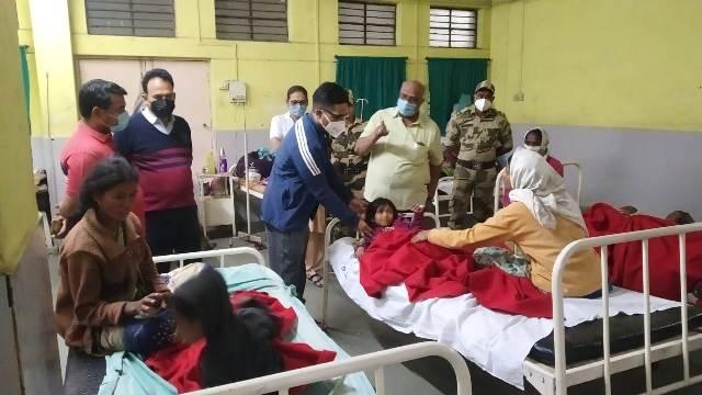 12 children administered Sanitiser instead of Polio drops in Maharashtra