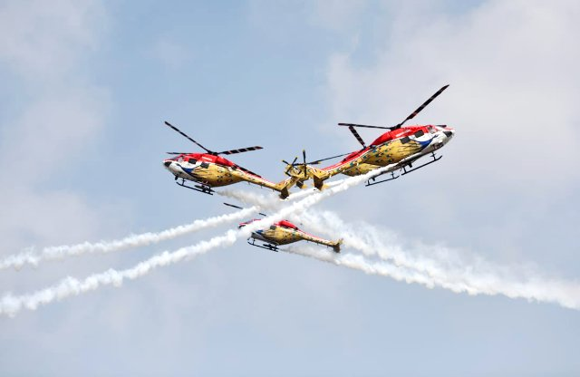 Aero India 2021 kicks off in Bengaluru