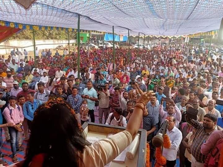 Aparajita Sarangi BJP Odisha