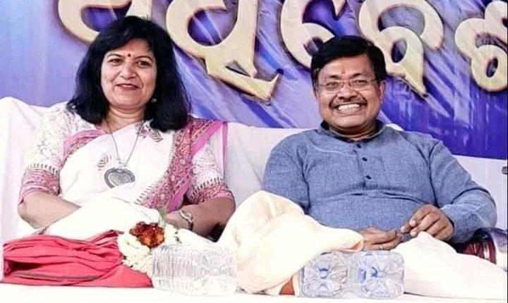 Prithiviraj Harichandan Aparajita Sarangi