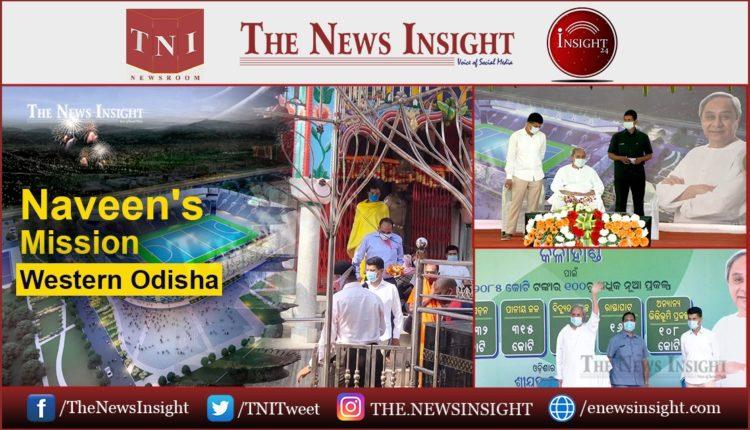 Naveen Patnaik Western Odisha
