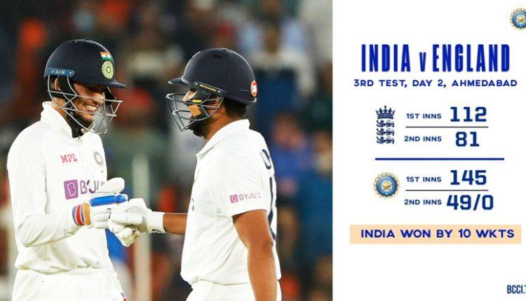 India England-Test Cricket