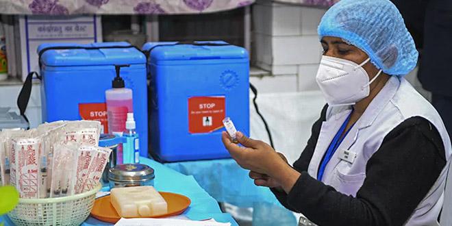 Covid Vaccination Odisha