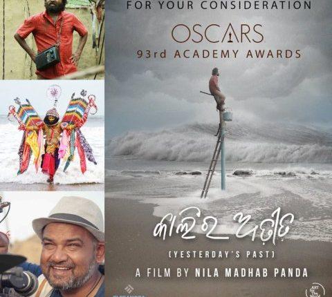 Nila Madhav Panda's Odia film 'Kalira Atita' in Oscar Race