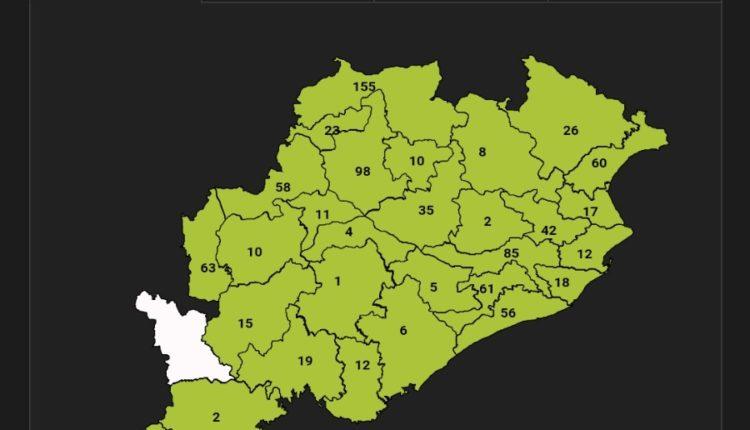 Nabarangpur Covid 19 Cases
