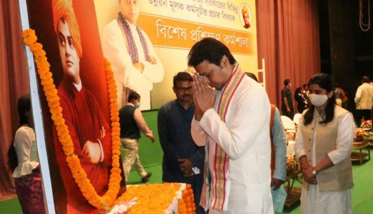 Biplab Deb BJP Tripura