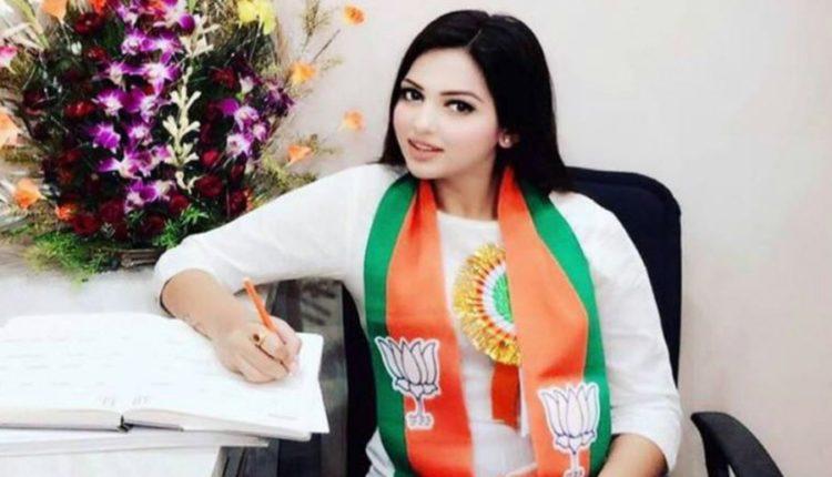 Pamela Goswami BJP Bengal