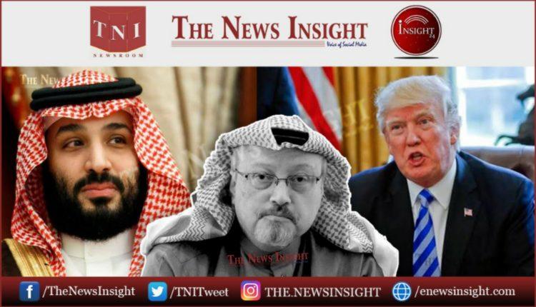 Trump Saudi Prince Khashoggi
