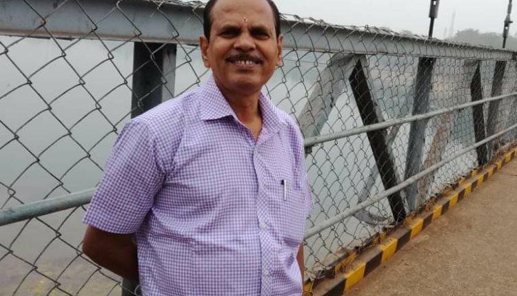 Braja Kishore Parida Sakala Journalist