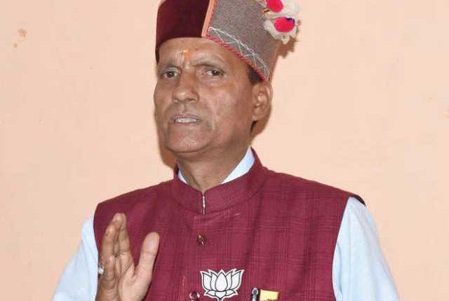BJP MP Ram Swaroop Sharma found Dead