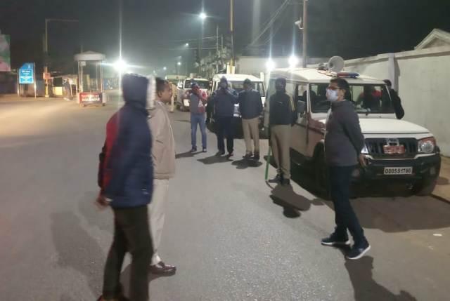 Night Curfew returns to Odisha's Nabarangpur Dist