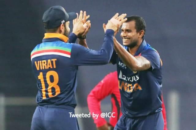 India win Cliffhanger-clinch ODI Series 2-1