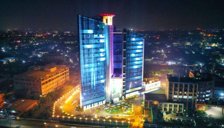 Odisha Chief Minister Naveen Pattnaik inaugurated the World Skill Centre building in Bhubaneswar.