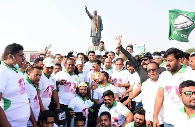 Odisha celebrates 105th birth anniversary of legendary leader Biju Patnaik