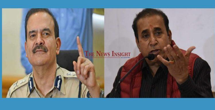 Maharashtra: Parambir Singh vs Anil Deshmukh