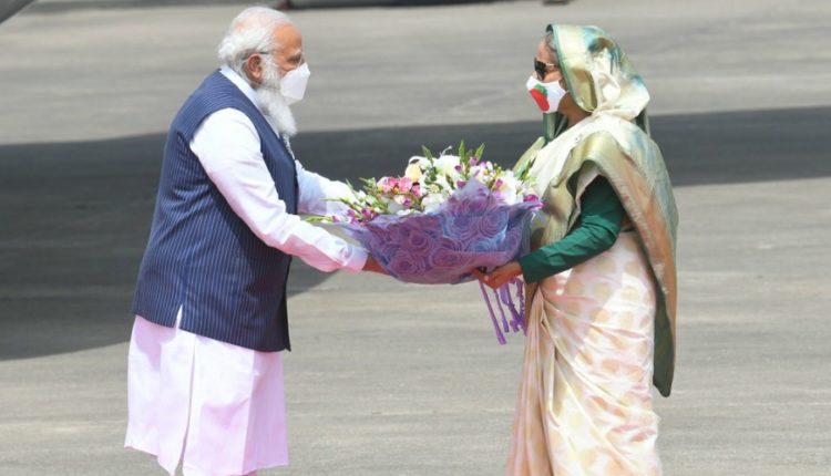 PM Modi in Bangladesh