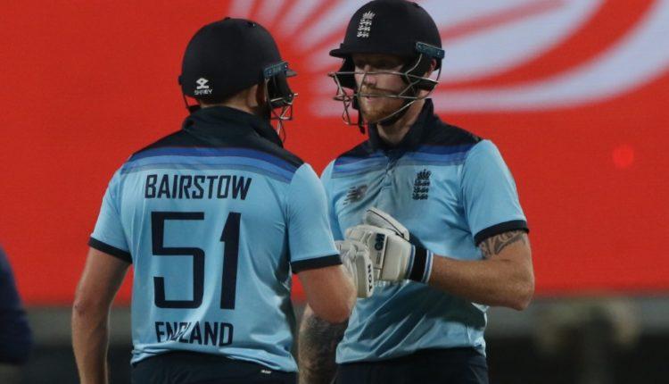 India vs England-Stokes hits 10 Sixes, as England beat India