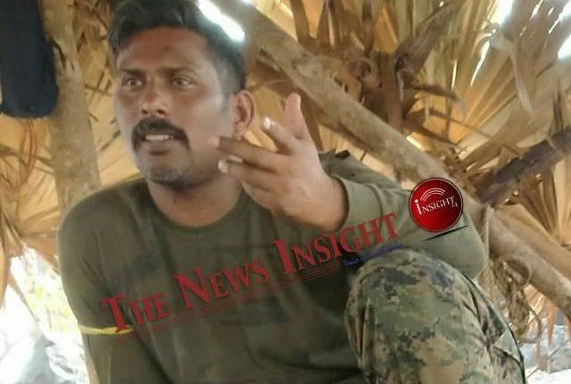 Chhattisgarh-Maoist release picture of Jawan in Custody