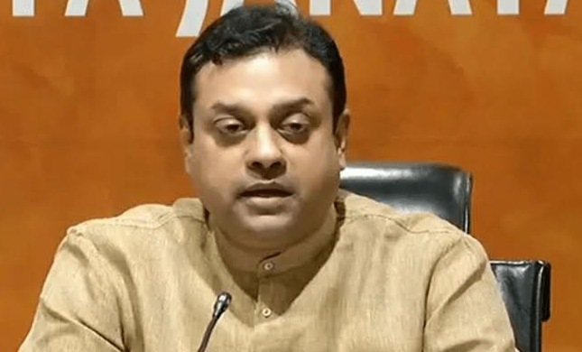 Sambit Patra trolled on Twitter