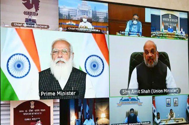 Lockdown NOT An Option, says PM Modi