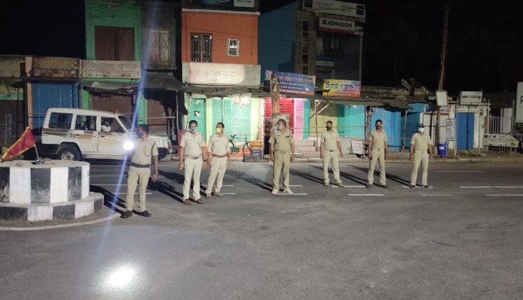 night curfew begins in odisha