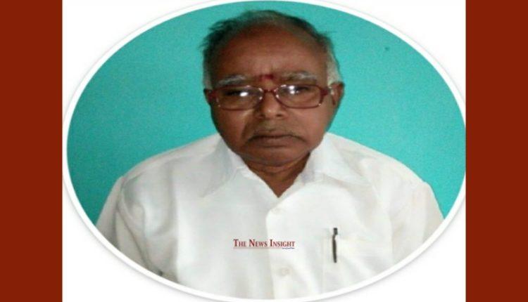 D Sankar Rao Koraput