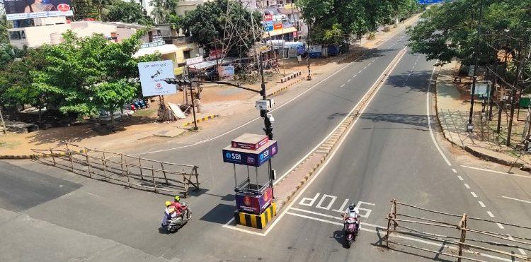 Bhubaneswar Cuttack Lockdown