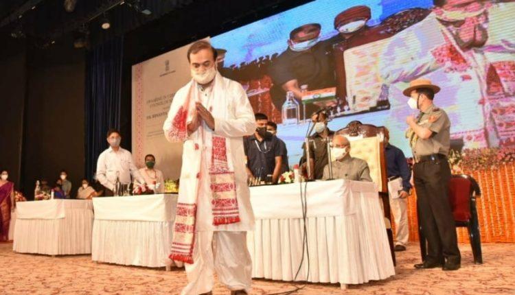 Himanta Biswa Sarma Assam