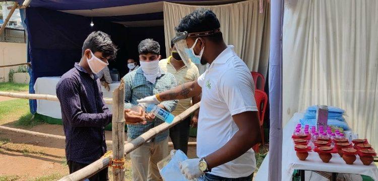 Odisha-Mo Parivar Cremation Helpdesk