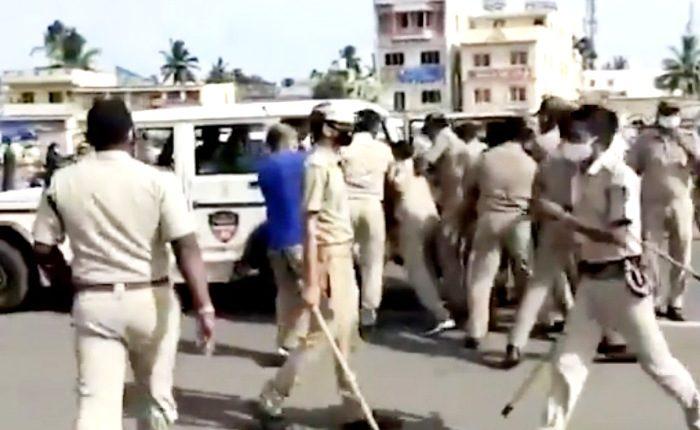 Police Puri Odisha