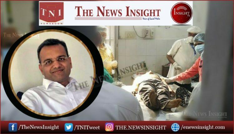 Dr. Krishan Kumar IAS Odisha