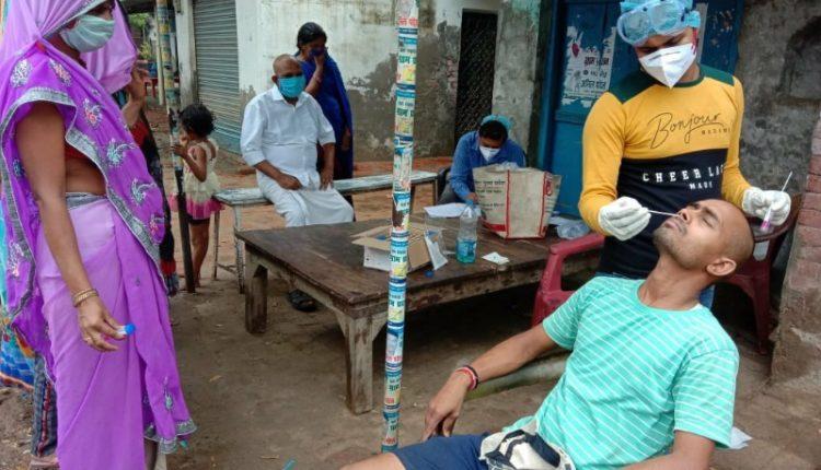 Uttar Pradesh Covid Testing